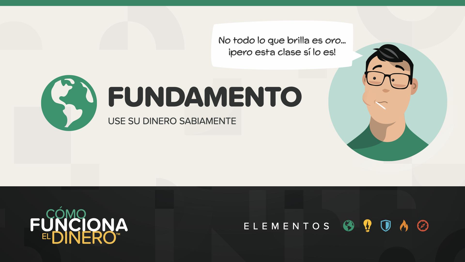 ELEMENTOS - Fundamento