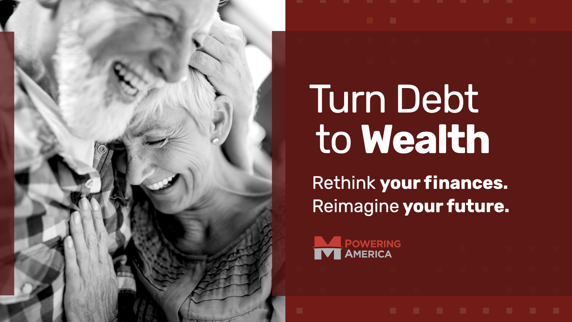 Turn Debt to Wealth
